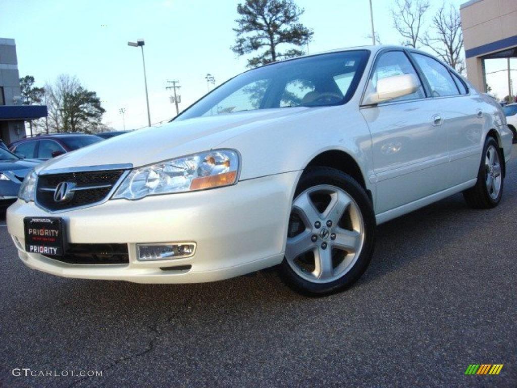Acura TL Type S 32 Vtec V6 2002 White Pearl  cars