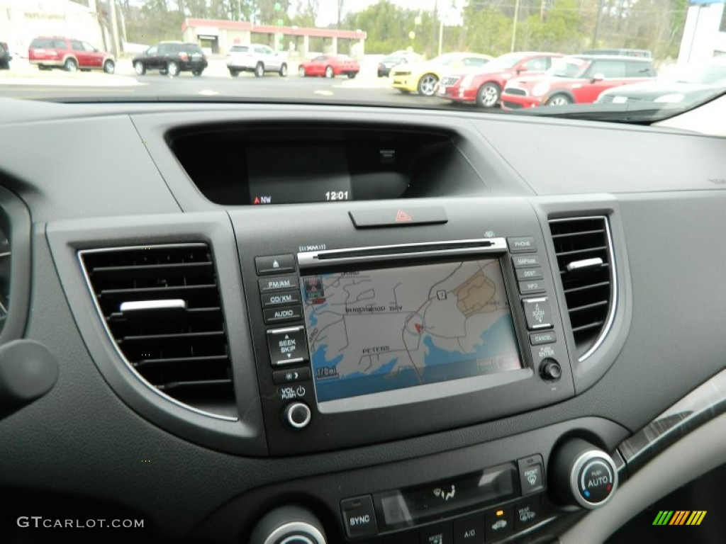 2012 honda cr v ex l navigation photos for Honda crv exl with navigation