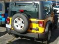 2012 Dozer Yellow Jeep Wrangler Sport 4x4  photo #2
