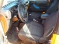 2012 Dozer Yellow Jeep Wrangler Sport 4x4  photo #3