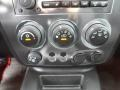 Ebony/Pewter Controls Photo for 2009 Hummer H3 #60482513