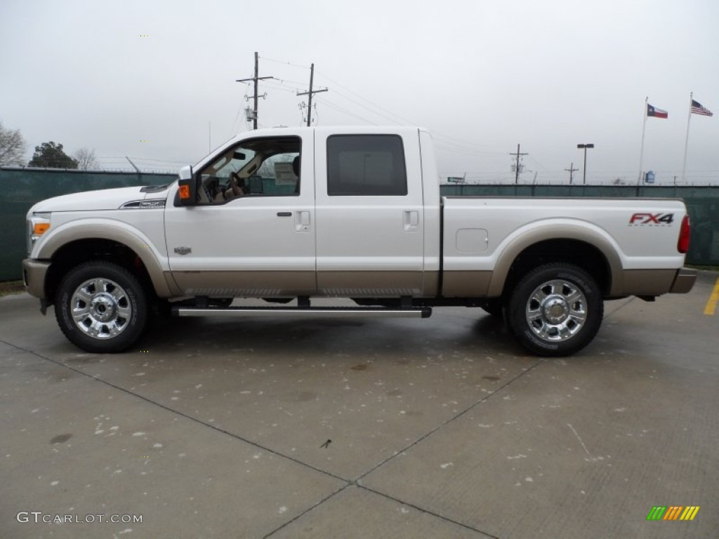 Ford F-250 King Ranch Wheels