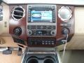 2012 White Platinum Metallic Tri-Coat Ford F250 Super Duty King Ranch Crew Cab 4x4  photo #32