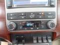 2012 White Platinum Metallic Tri-Coat Ford F250 Super Duty King Ranch Crew Cab 4x4  photo #34