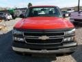 Victory Red - Silverado 1500 Classic Work Truck Regular Cab 4x4 Photo No. 2