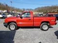 2007 Silverado 1500 Classic Work Truck Regular Cab 4x4 Victory Red
