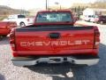 Victory Red - Silverado 1500 Classic Work Truck Regular Cab 4x4 Photo No. 6