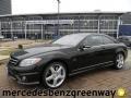 designo Mocha Black 2008 Mercedes-Benz CL 65 AMG