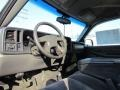 2006 Graystone Metallic Chevrolet Silverado 1500 Work Truck Extended Cab 4x4  photo #9