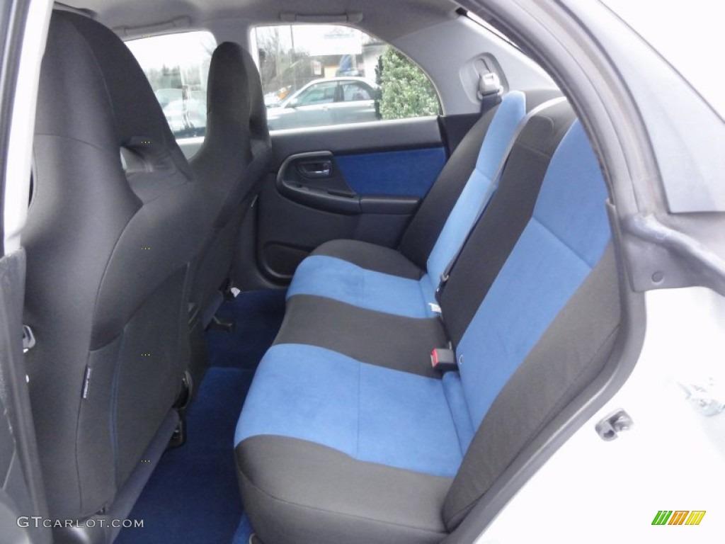 2004 Subaru Impreza Wrx Sti Interior Photo 60494951
