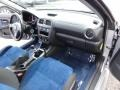 2004 Subaru Impreza Blue Ecsaine/Black Interior Dashboard Photo
