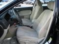 Medium Light Stone Front Seat Photo for 2008 Ford Fusion #60502673