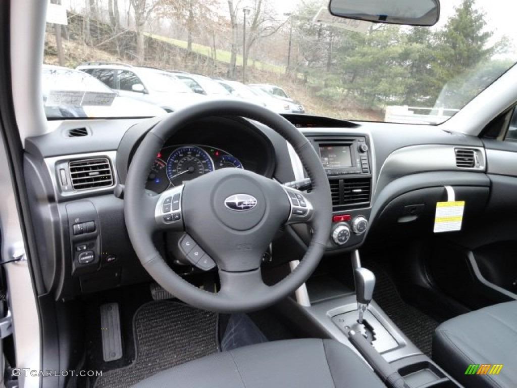 2012 Subaru Forester 2 5 X Limited Interior Photo 60503525