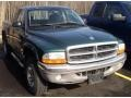 2003 Timberline Green Pearl Dodge Dakota Regular Cab 4x4 #60445423