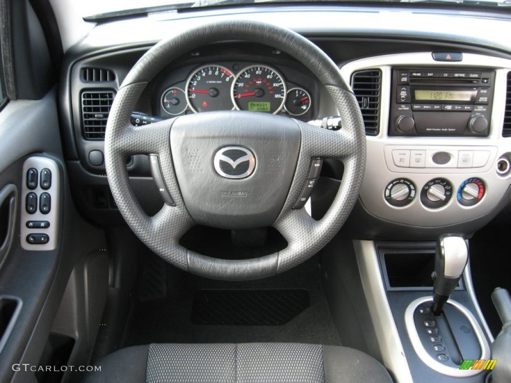 2005 mazda tribute s dashboard photos. Black Bedroom Furniture Sets. Home Design Ideas