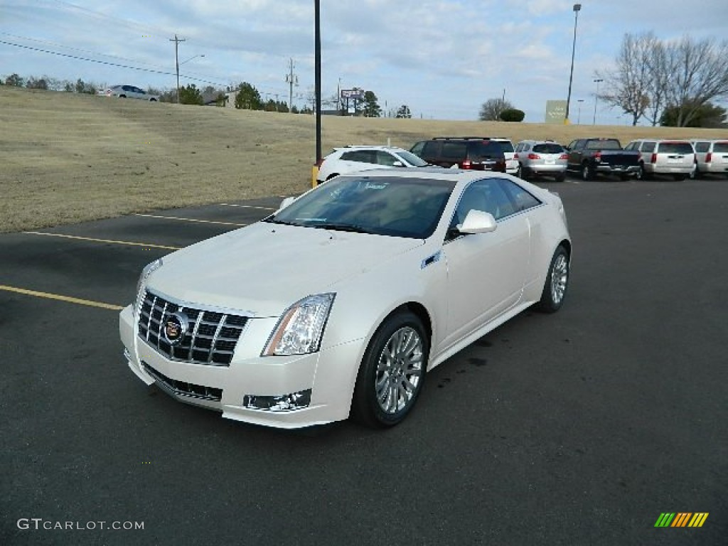 white diamond tricoat 2012 cadillac cts coupe exterior photo 60519366. Black Bedroom Furniture Sets. Home Design Ideas
