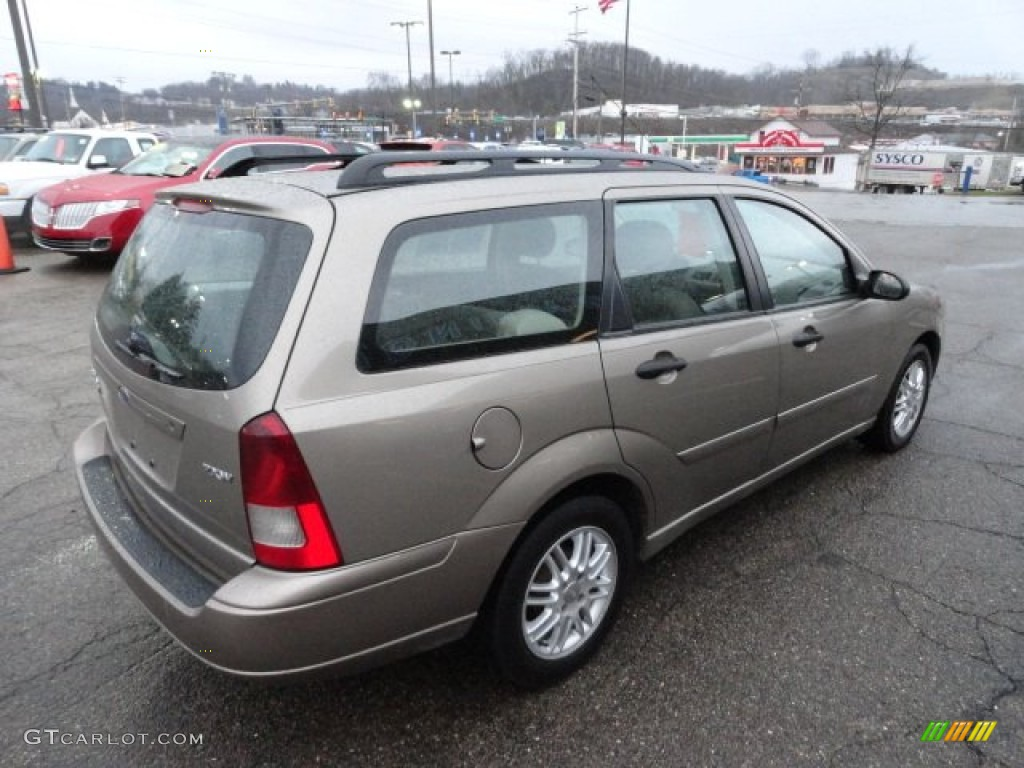 2005 arizona beige metallic ford focus zxw ses wagon 60506652 photo 4 car. Black Bedroom Furniture Sets. Home Design Ideas