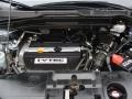 2009 Glacier Blue Metallic Honda CR-V EX 4WD  photo #4