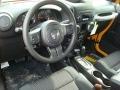 Black Interior Photo for 2012 Jeep Wrangler #60538321