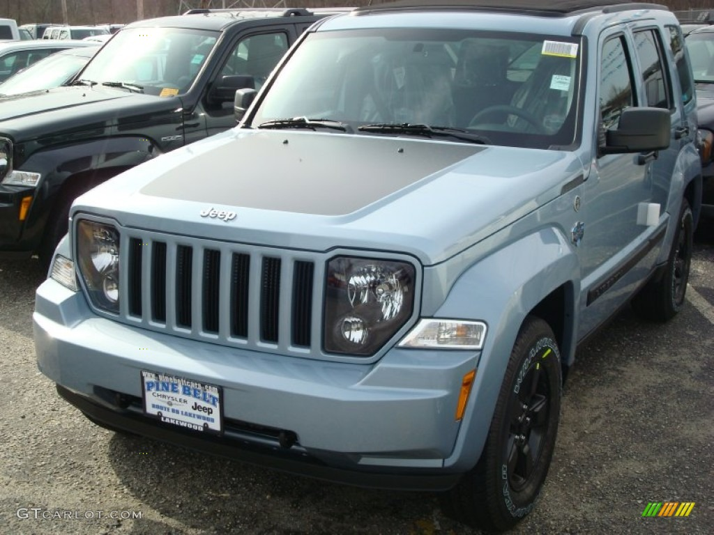 Jeep 2012 jeep liberty specs : 2012 Winter Chill Pearl Jeep Liberty Arctic Edition 4x4 #60506234 ...