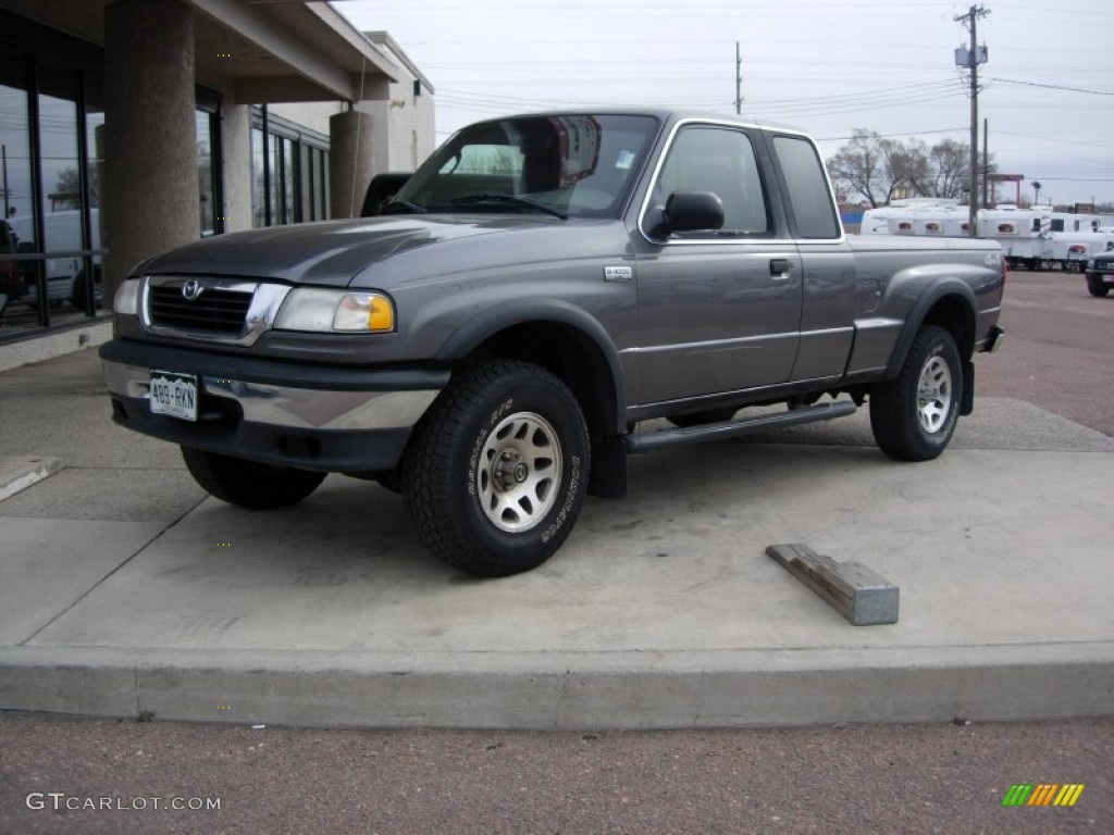 1996 mazda b series truck b4000 se extended cab 4x4 data. Black Bedroom Furniture Sets. Home Design Ideas