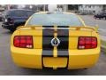 Screaming Yellow 2006 Ford Mustang V6 Premium Coupe Exterior