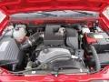 2007 i-Series Truck i-370 LS Extended Cab 2.9 Liter DOHC 16-Valve VVT 4 Cylinder Engine
