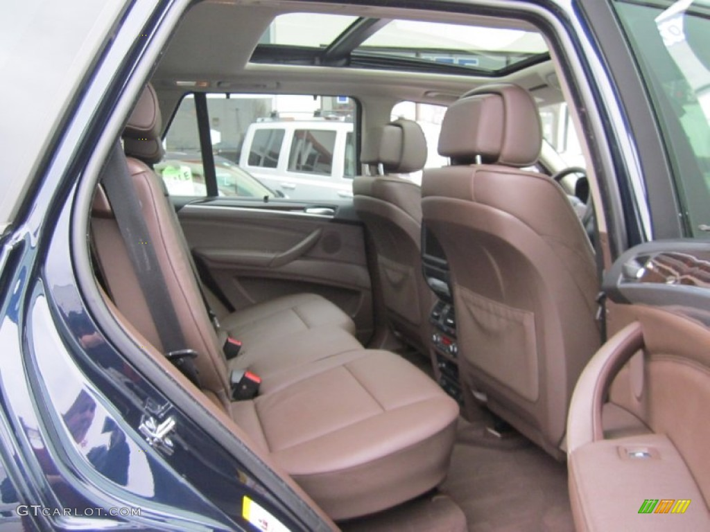tobacco nevada leather interior 2009 bmw x5 xdrive30i. Black Bedroom Furniture Sets. Home Design Ideas