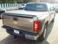 2012 Mocha Steel Metallic Chevrolet Silverado 1500 LT Crew Cab  photo #2