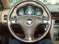 Cocoa/Cashmere Beige Steering Wheel Photo for 2008 Chevrolet Malibu #60559515
