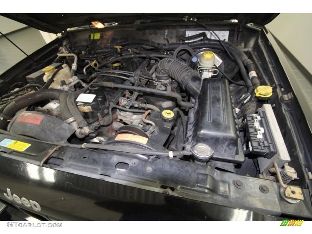 1999 jeep cherokee sport 4 0 liter ohv 12 valve inline 6 cylinder engine photo 60560003. Black Bedroom Furniture Sets. Home Design Ideas