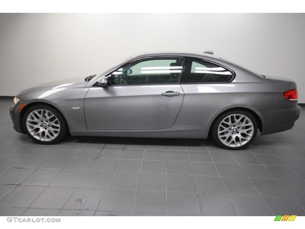Space grey metallic 2009 bmw 3 series 328i coupe exterior photo 60560260 gtcarlot com