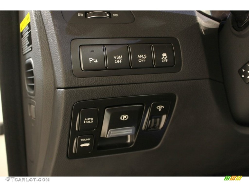 2011 Hyundai Equus Signature Controls Photo 60564785 Gtcarlot Com