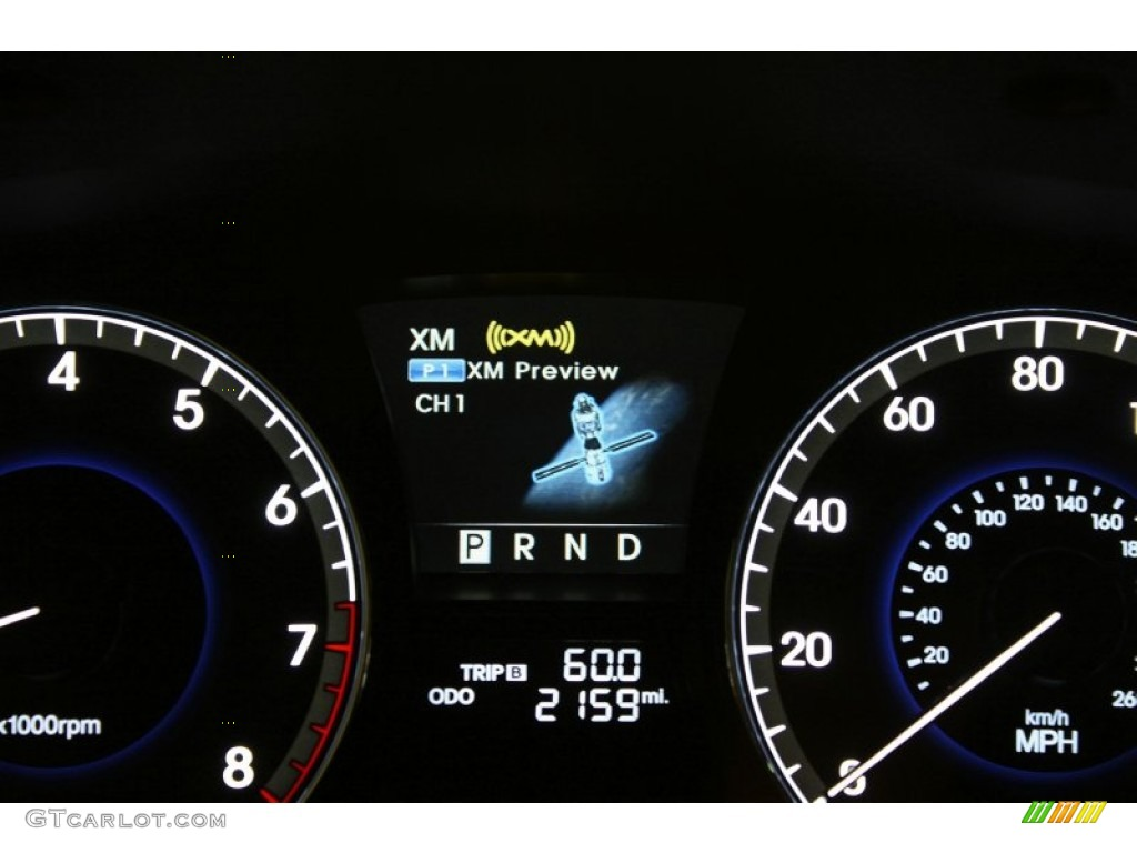 2011 Hyundai Equus Signature Gauges Photo 60564917 Gtcarlot Com
