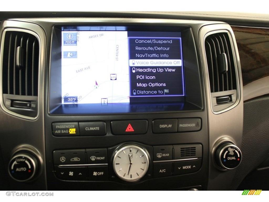 2011 Hyundai Equus Signature Controls Photo 60565070