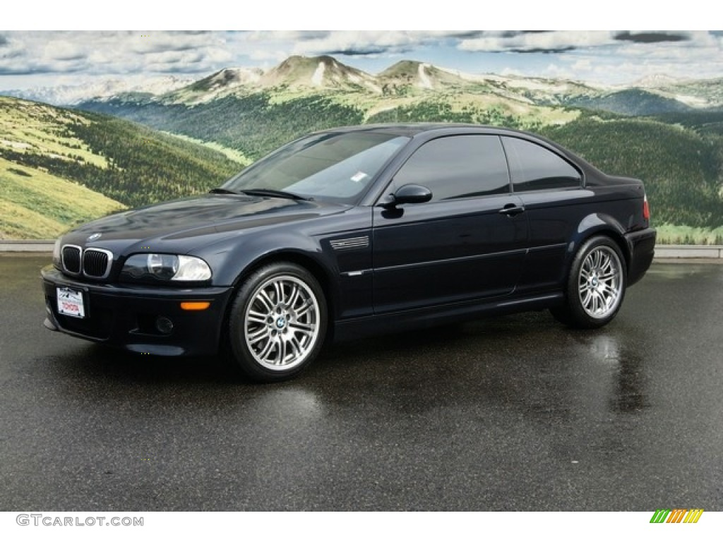 carbon black metallic 2001 bmw m3 coupe exterior photo. Black Bedroom Furniture Sets. Home Design Ideas