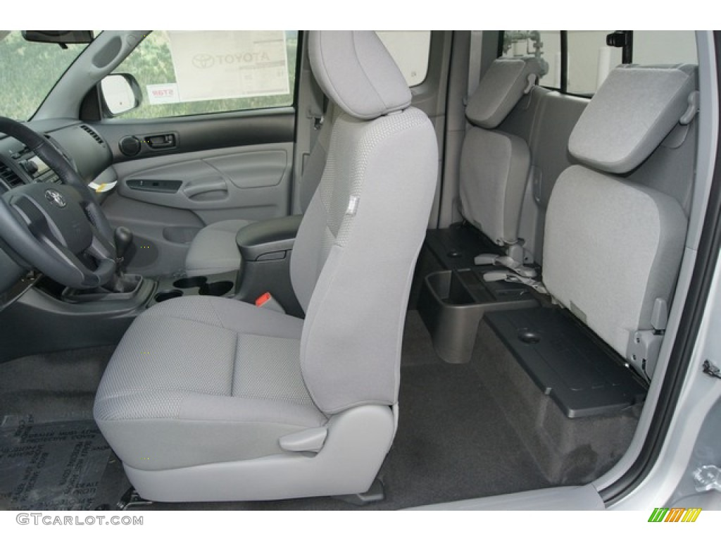 2012 toyota tacoma access cab 4x4 interior photo 60575716. Black Bedroom Furniture Sets. Home Design Ideas