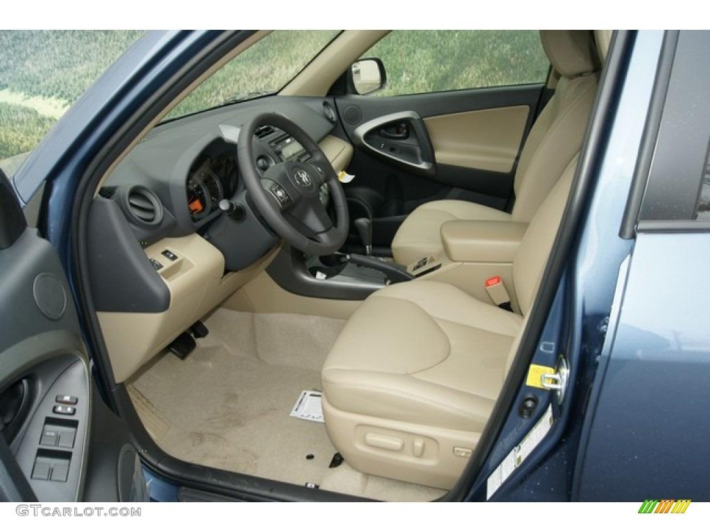 2012 Toyota Rav4 V6 Limited 4wd Interior Photo 60576446