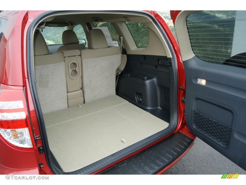 2012 toyota rav4 v6 4wd trunk photo 60576685. Black Bedroom Furniture Sets. Home Design Ideas