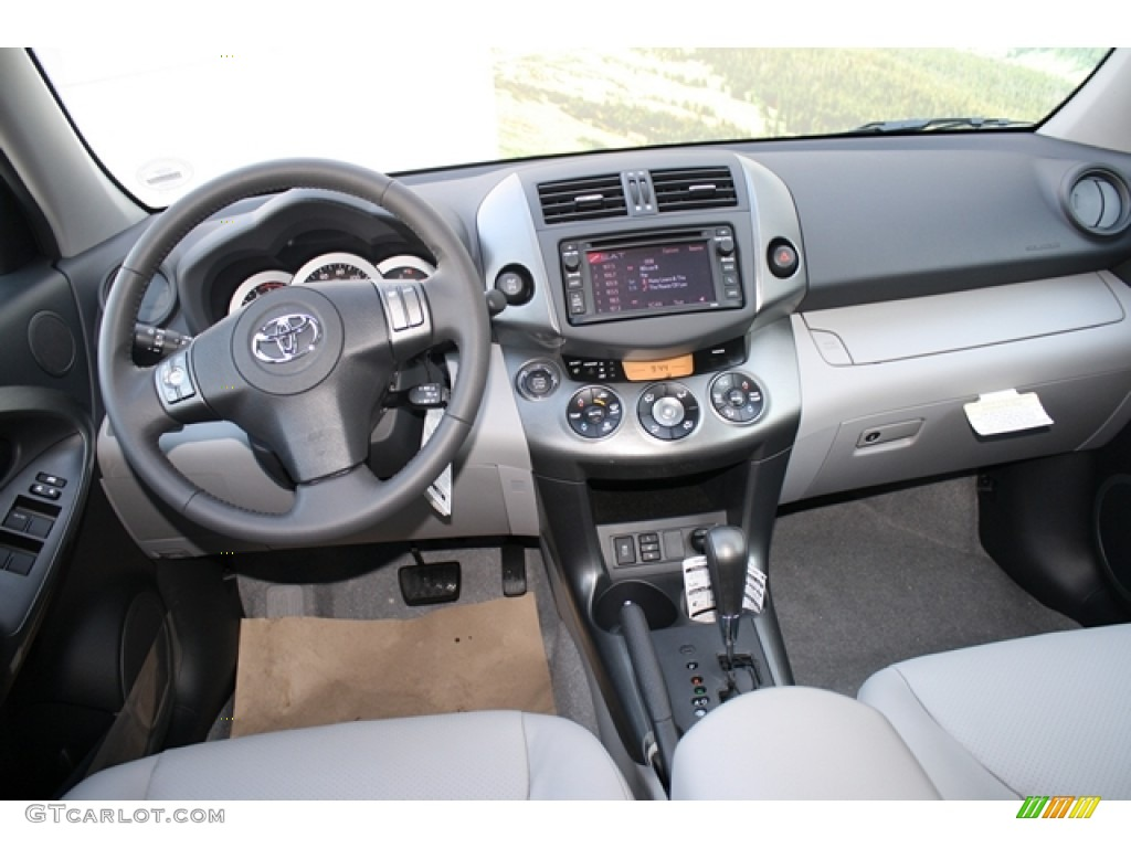 2012 Toyota Rav4 V6 Limited 4wd Ash Dashboard Photo