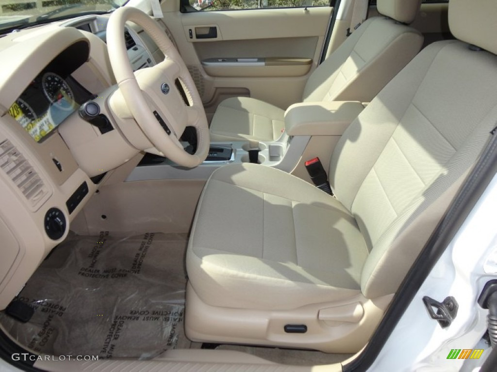 camel interior 2011 ford escape xlt photo 60585760. Black Bedroom Furniture Sets. Home Design Ideas