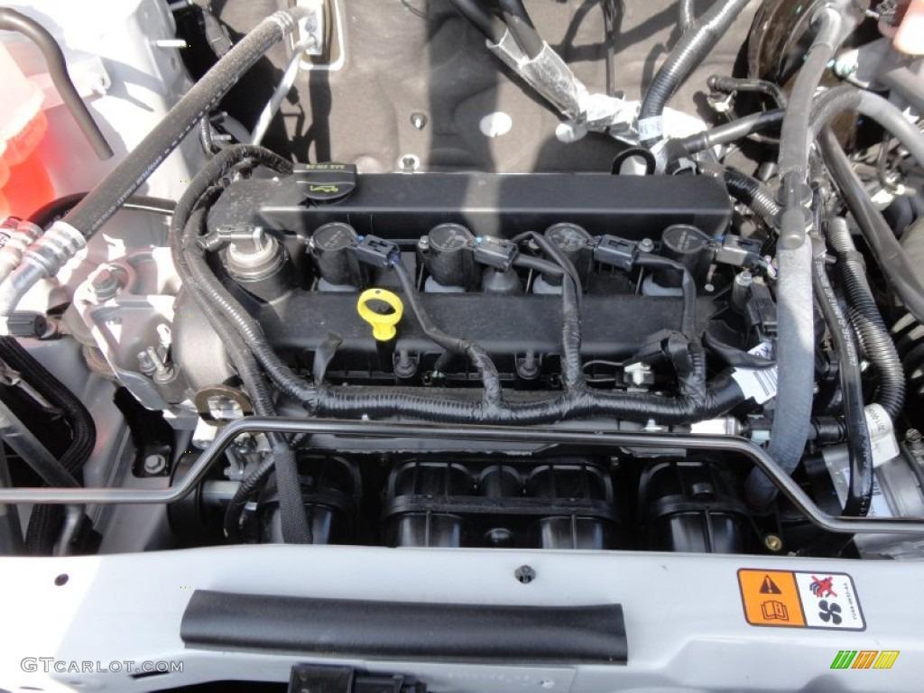 2011 Ford Escape Xlt 2 5 Liter Dohc 16 Valve Duratec 4