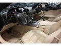 Cashmere Beige 2006 Chevrolet Corvette Interiors