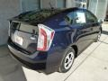 Nautical Blue Metallic - Prius 3rd Gen Two Hybrid Photo No. 2