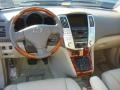 Parchment Interior Photo for 2009 Lexus RX #60603797