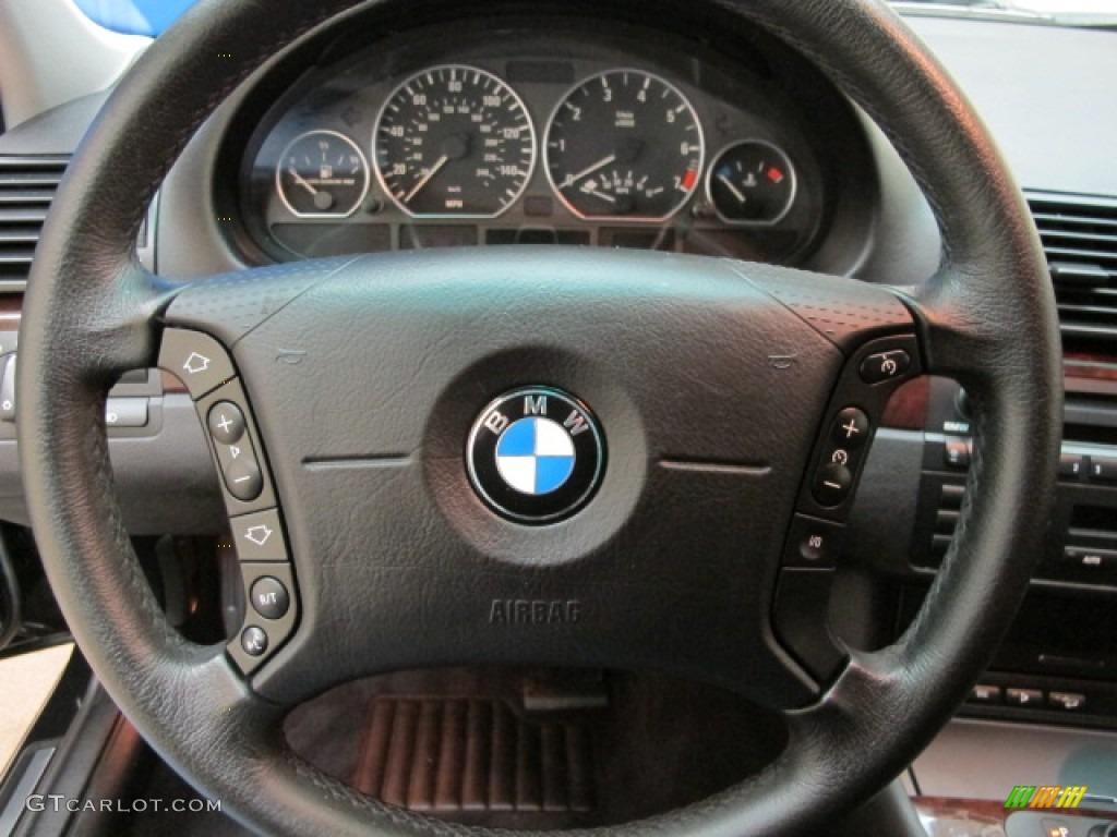 2005 Jet Black BMW 3 Series 330xi Sedan 60561311 Photo