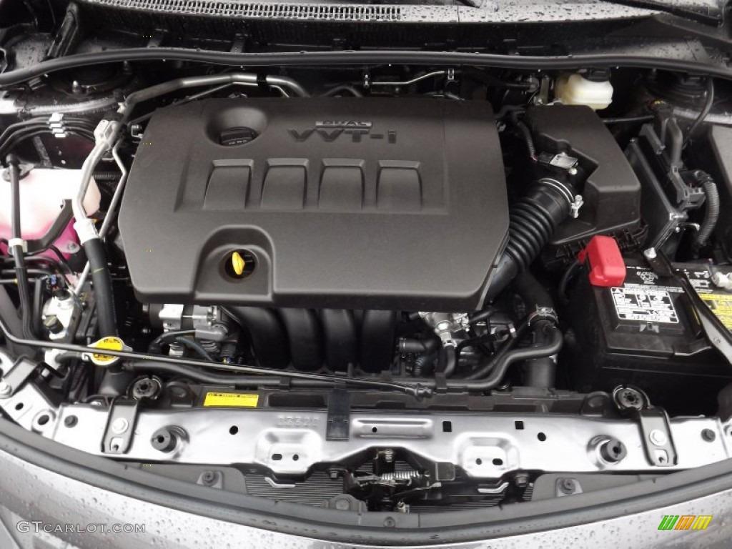 2012 Toyota Corolla Standard Corolla Model 1 8 Liter Dohc