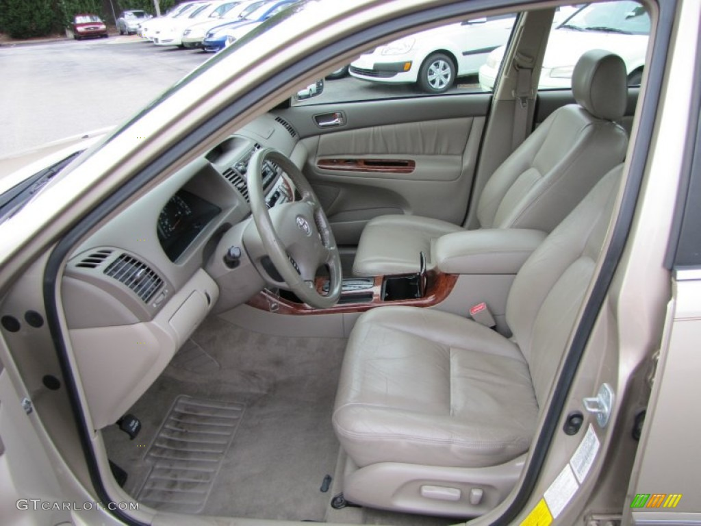 2002 toyota camry xle v6 interior photo 60612131. Black Bedroom Furniture Sets. Home Design Ideas