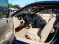 2007 Vista Blue Metallic Ford Mustang V6 Deluxe Coupe  photo #9