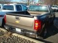 2012 Mocha Steel Metallic Chevrolet Silverado 1500 LS Regular Cab 4x4  photo #2